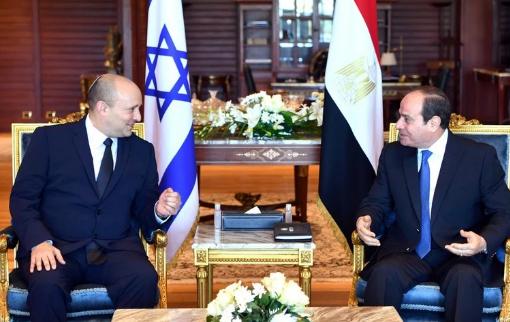 taroudantpress.ma : Le Premier ministre israélien se rend pour la première fois en Egypte