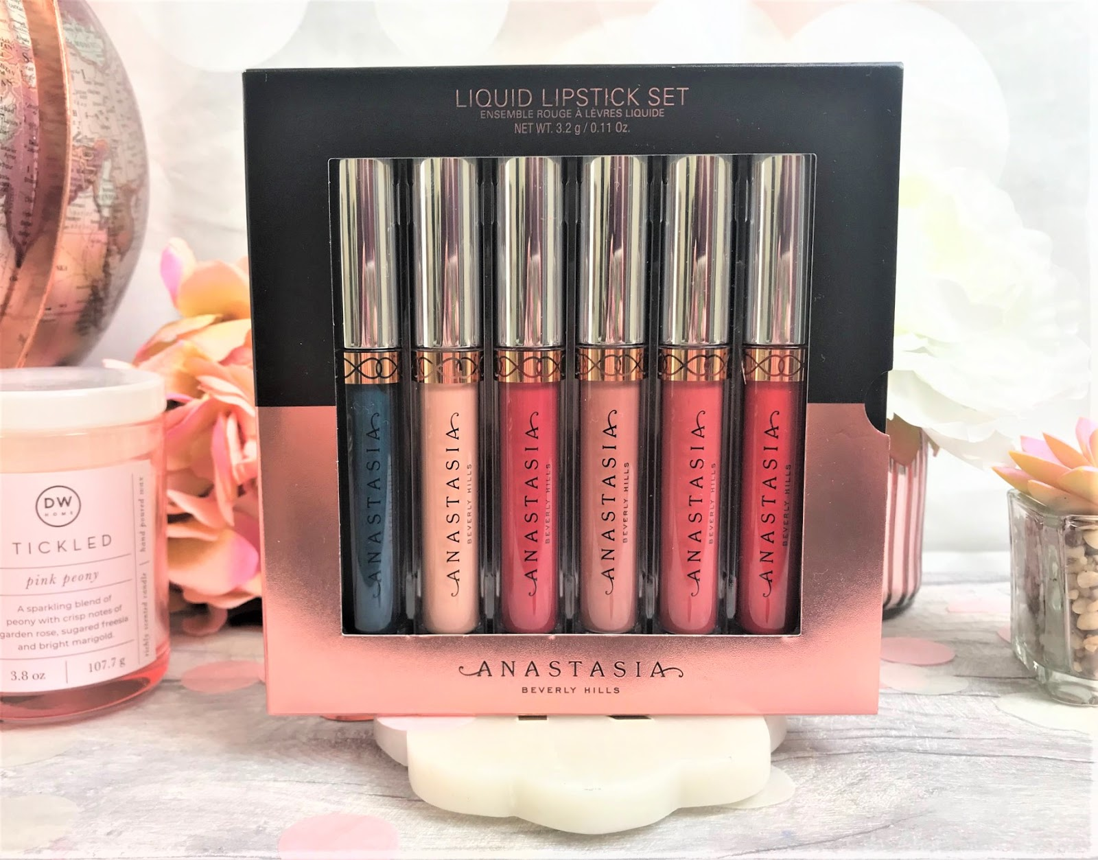 99 Lipstick LovesAnastasia Kathryn's Liquid Beverly £16 Hills Set trxshdoQCB