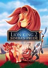 The Lion King II: Simba's Pride [1998] [DVDR] [NTSC] [Latino]