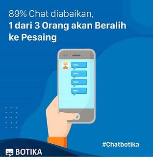 Senyum Indah untuk Anda dan Keluarga dari Chatbotika