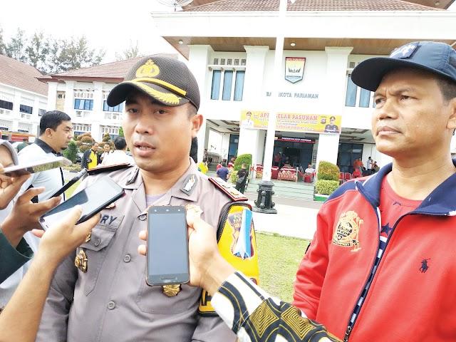 Polisi Dalami Insiden Kapal Karam Pariaman