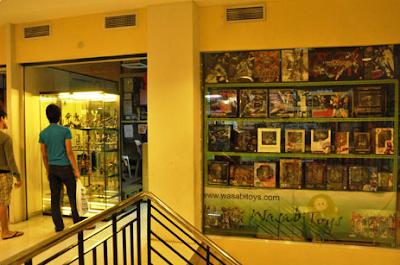 WASABI TOYS - Gunpla store in Greenhills