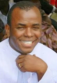 Former Pres. Jonathan should be blamed for the current hardship and economic distress in the country- Fr. Mbaka
