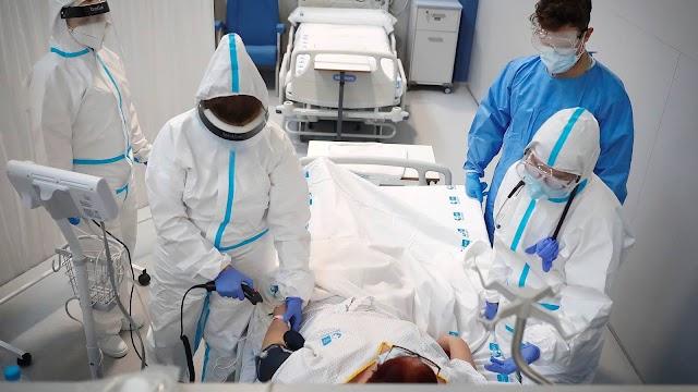 Un joven de 19 años fue hospitalizado con miocarditis después de recibir segunda vacuna Pfizer
