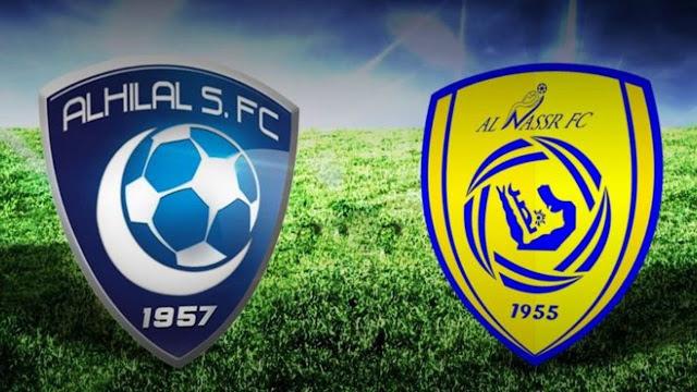 مشاهدة مباراة الهلال والنصر اليوم بث مباشر