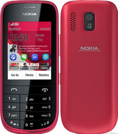 Download Firmware Nokia Asha 203 RM-832 Version 20.52