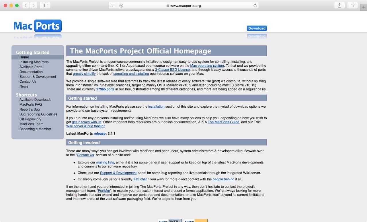 讓macOS 上也有和Linux 一樣的套件管理工具:Homebrew | IT 技術家