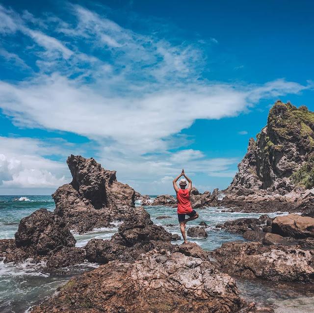 Pantai Watu Lumbung Gunung Kidul