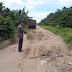Masyarakat Desa Bagan Jaya Desak Perbaikan Jalan Eks Trans, Edy Sindrang Siap Perjuangkan