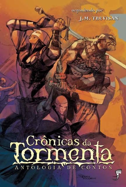 Crônicas da Tormenta Quatorze histórias no mundo de Arton