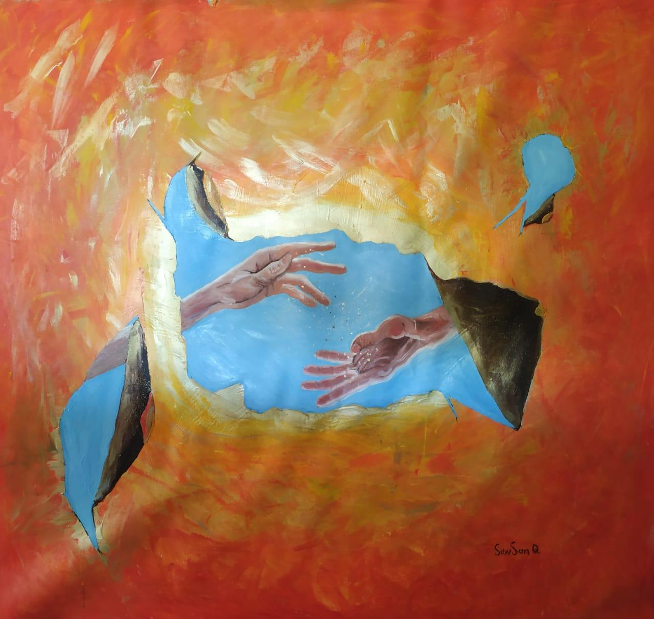 Kulturna citanka Sawsan-Art-Abstract-Paintings-1-2