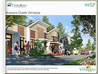 Lingkungan Cluster Vernazza Citra Raya