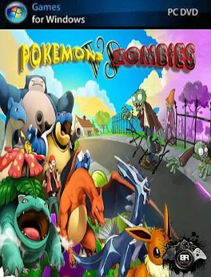 Brayanrocker Plantas Vs Zombies Version Pokemon Fullmega 1link