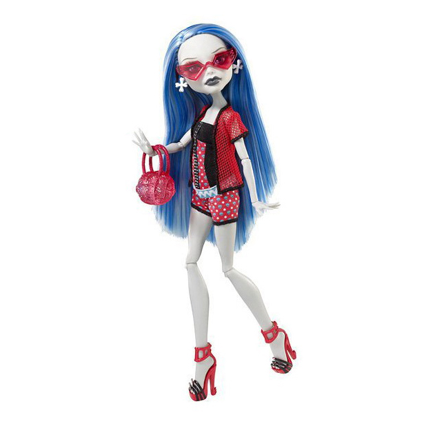 mh gloom beach ghoulia yelps doll - Ghoulia Yelps