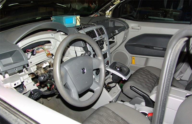 2007 dodge caliber ac wiring diagram rover 25 chrysler sebring avenger instrument cluster light repair repairing dashboard eld5 inverter