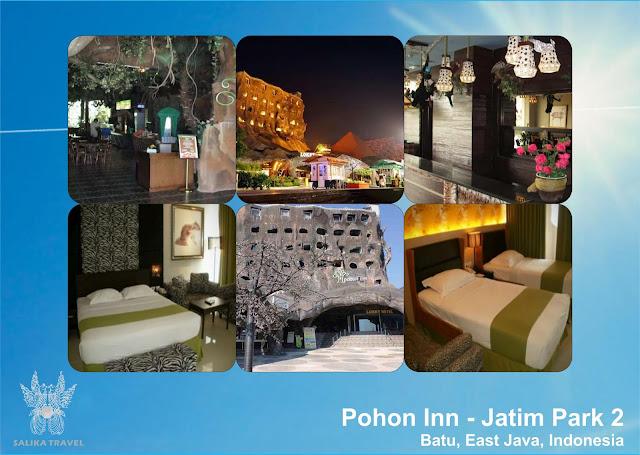 Pohon Inn Batu - PROMO ! 3H2M Malang Batu SIC @Pohon Inn Batu - Until 30 Sept 2018 - Salika Travel