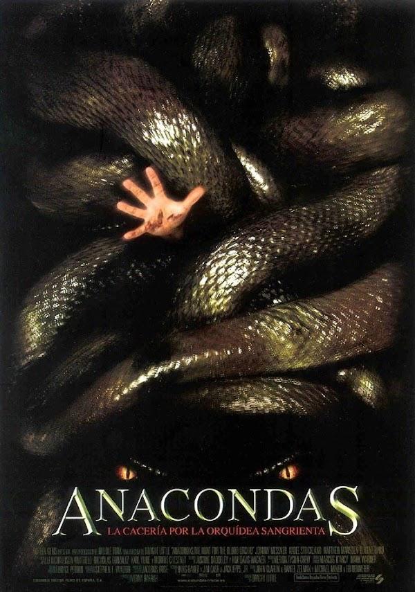 Descargar Anaconda 2: En busca de la orquídea sangrienta (2004)  - Español Latino