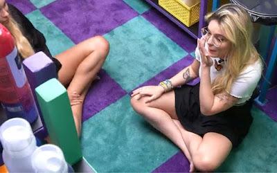 Viih se une a Gilberto e Sarah em críticas a Juliette – Gilberto desiste de votar em Rodolffo