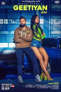 Geetiyan Lyrics - Gagan Kokri New Song 2019
