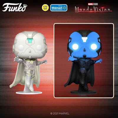 WandaVision Pop! Marvel Series 2 Vinyl Figures by Funko