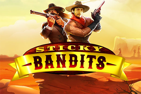 Main Gratis Slot Sticky Bandits (Quickspin)