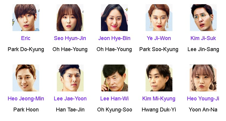 Another Oh Hae-young Korean Drama Cast