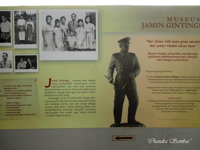 Museum Letjen Jamin Gintings