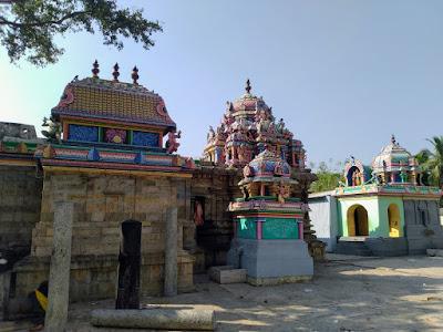 Mahishasuramardhini Temple Ammangudi Thanjavur