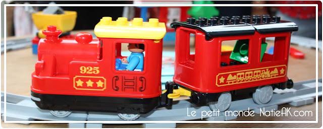 Lego Duplo Train de marchandise