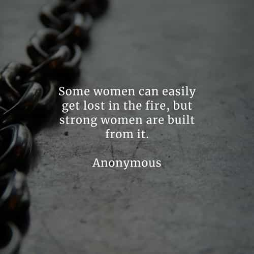 Strong woman quotes that will boost your confidence