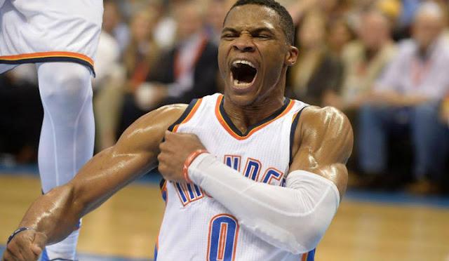 Westbrook réalise un énorme début de saison avec le Thunder
