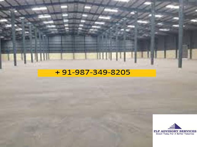 Pre Leased Warehouse for sale in Pataudi road Gurgaon:9873498205