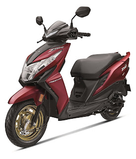 Honda celebrates 18 years of India's 1st Moto-scooter