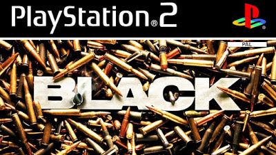 Black PS2 ISO Free Download