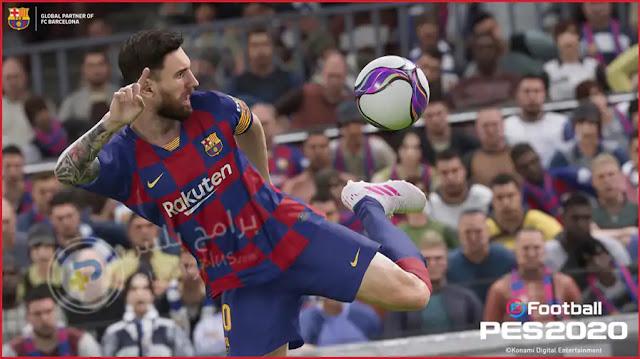 صور لعبة pes 2020 للكمبيوتر
