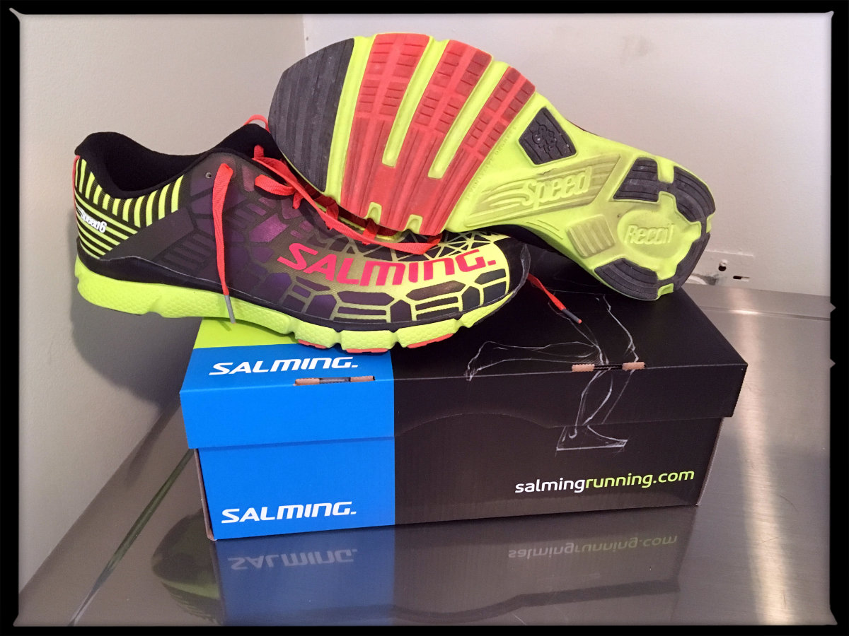 The Rendezvoo Point: Road review: Salming Speed 6