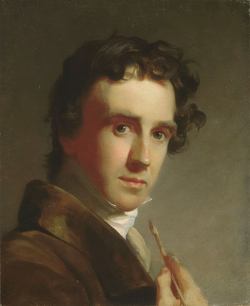 Thomas Sully Self Portrait