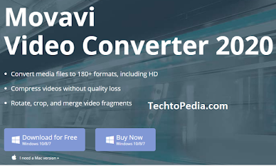 Movavi Video Converter 20.1.0.0 Download Free for Windows