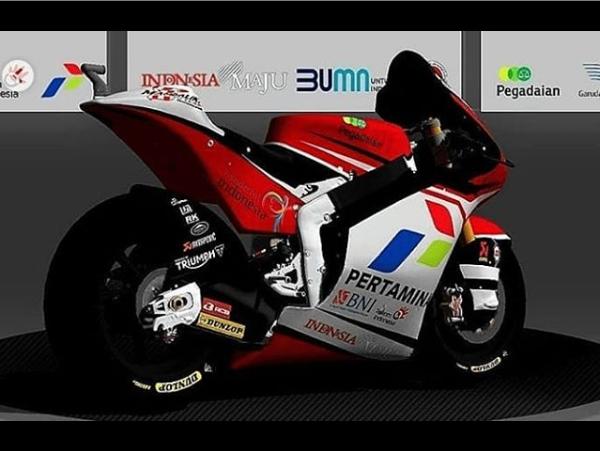 Ini 10 Fakta Menarik Perihal Tim MotoGP Indonesia