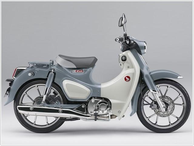 Honda Super Cub Type C125