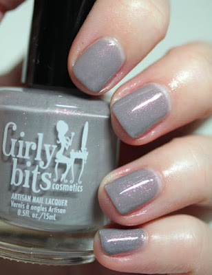 Girly Bits November CoTM Nail Polish Everyday I'm Trufflin