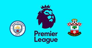 Manchester City vs Southampton Live