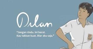 Quote Dilan Yang terkenal