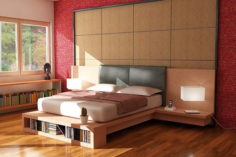 Foundation Dezin & Decor...: 3D bedroom models. on Model Bedroom Interior Design  id=78189