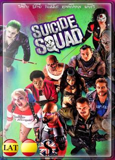Escuadrón Suicida (2016) EXTENDED FULL HD 1080P LATINO/ESPAÑOL/INGLES
