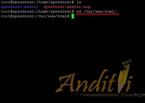 Membuat Speedtest di Jaringan Local Menggunakan Ubuntu 14.04-anditii.web.id
