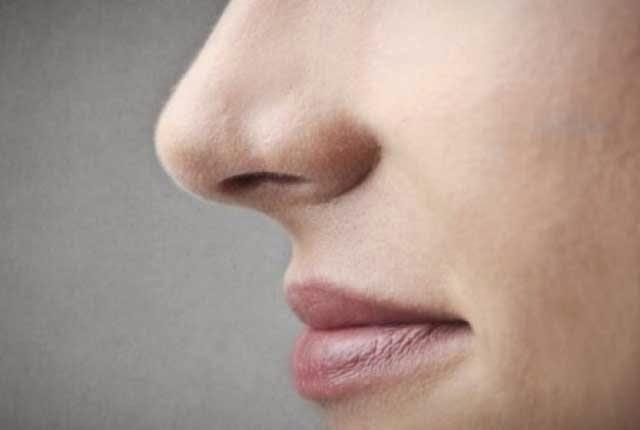 Bedakan fungsi lubang hidung kanan dan kiri