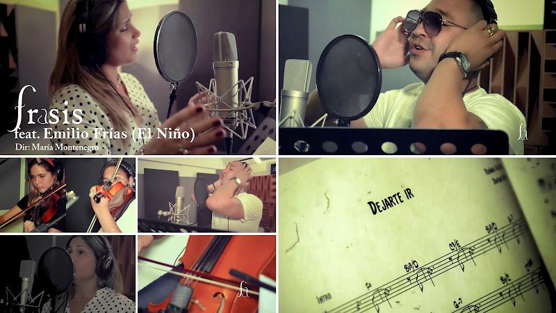 FRASIS & Emilio Frías (El Niño) - ¨Dejarte ir¨ - Videoclip - Directora: María Montenegro. Portal Del Vídeo Clip Cubano