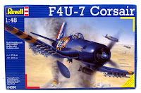 Revell F4U-7 French Navy.