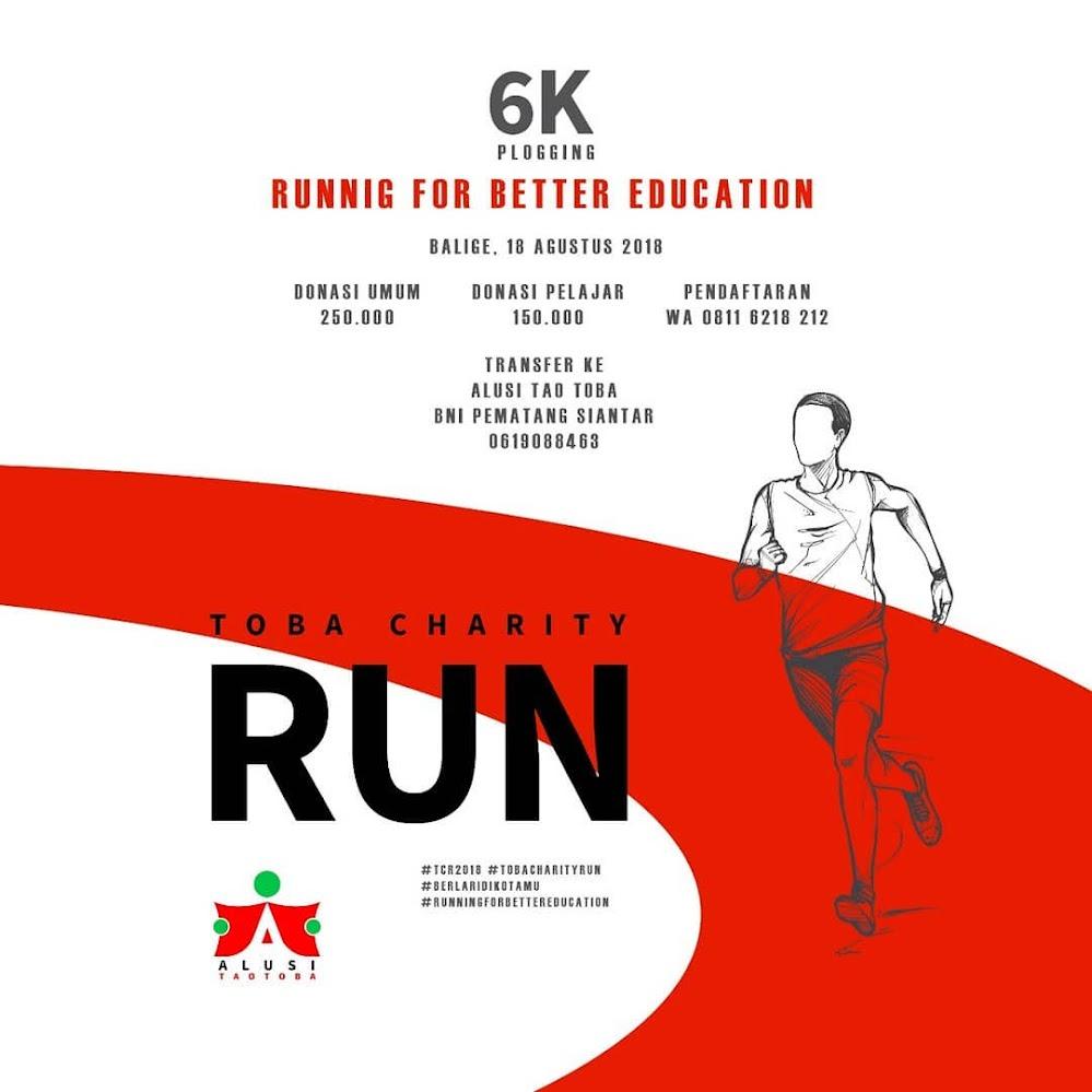 Toba Charity Run • 2018